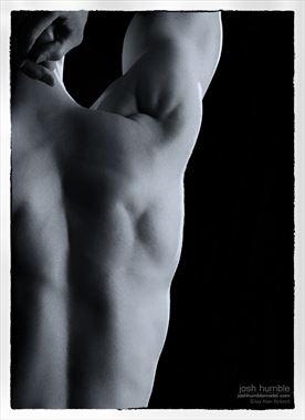 Male Figure Artistic Nude Photo by Model josh