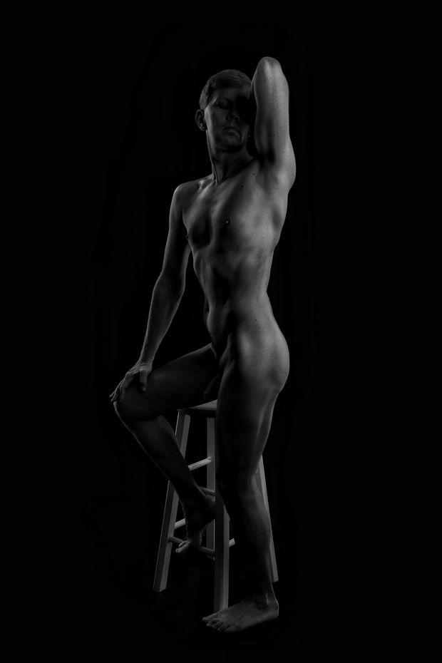 Male Form Artistic Nude Photo by Photographer rdp