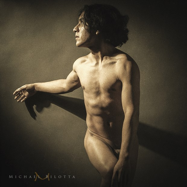 Male Nude 1705 Artistic Nude Photo by Photographer Michael Bilotta