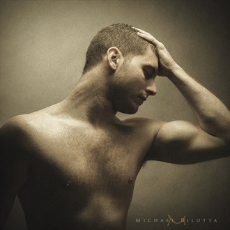 Male Nude 1708 Artistic Nude Photo by Photographer Michael Bilotta