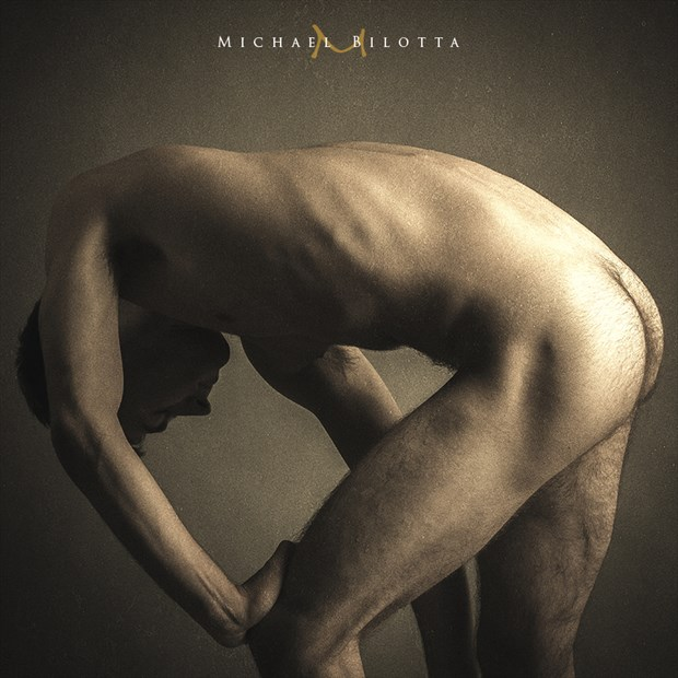Male Nude 1709 Artistic Nude Photo by Photographer Michael Bilotta
