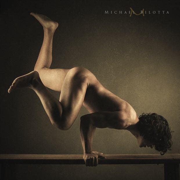 Male Nude 1712 Artistic Nude Photo by Photographer Michael Bilotta