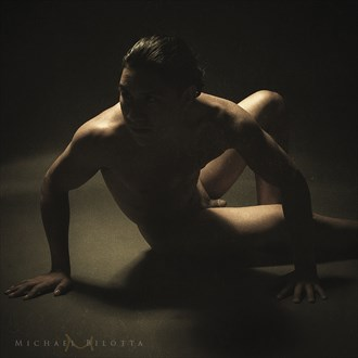Male Nude 1713 Artistic Nude Photo by Photographer Michael Bilotta