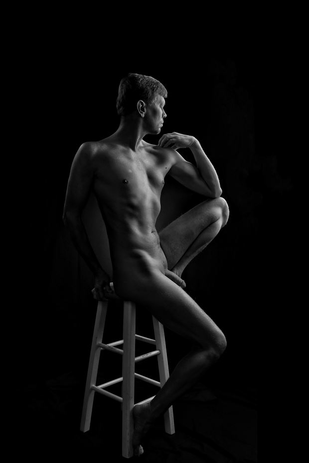 Male Nude Artistic Nude Photo by Photographer rdp