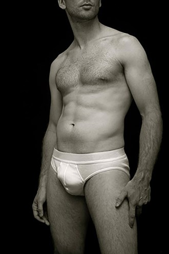 Male Torso Fashion Photo by Photographer Vicente Mulholland