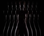 Malika 003 Artistic Nude Photo by Photographer LeoReinfeld