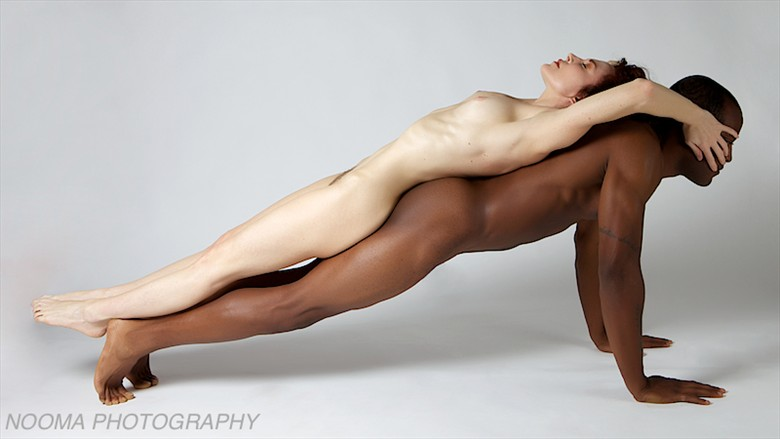 Man & Woman %231 Artistic Nude Photo by Photographer Nooma Photography