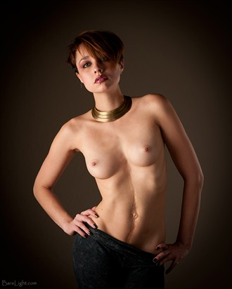 Mandy Artistic Nude Photo by Photographer BareLight