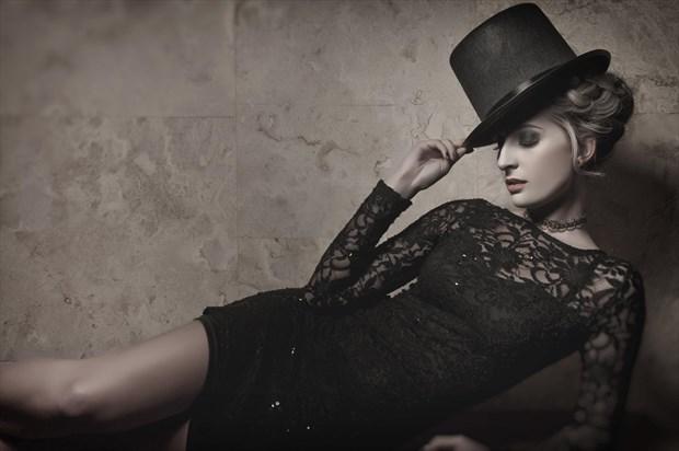 Mandy Vintage Style Photo by Photographer Omega Photography