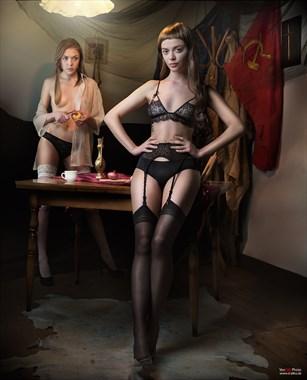 Manifesto Of Strenght Erotic Photo by Photographer Von Sel Photo