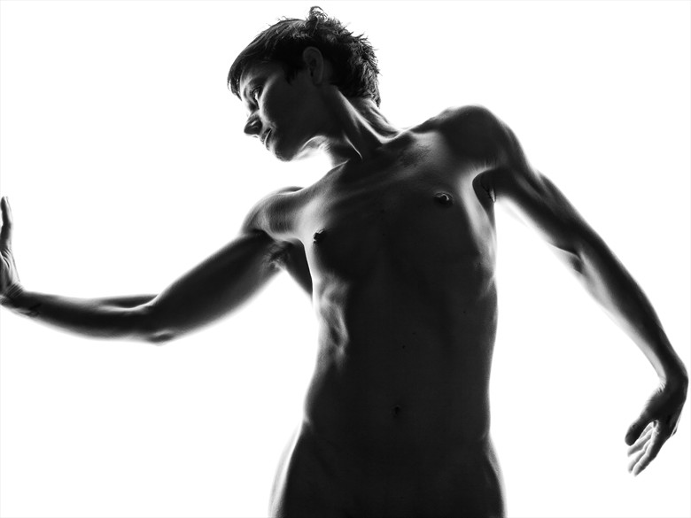 Mara, Dance Instructor Artistic Nude Photo by Photographer Nudaluce
