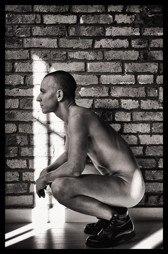 Marcus Artistic Nude Photo by Photographer Town Crier Photos