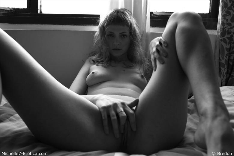 Maria's Sensual Gaze Artistic Nude Photo by Photographer Michelle7.com