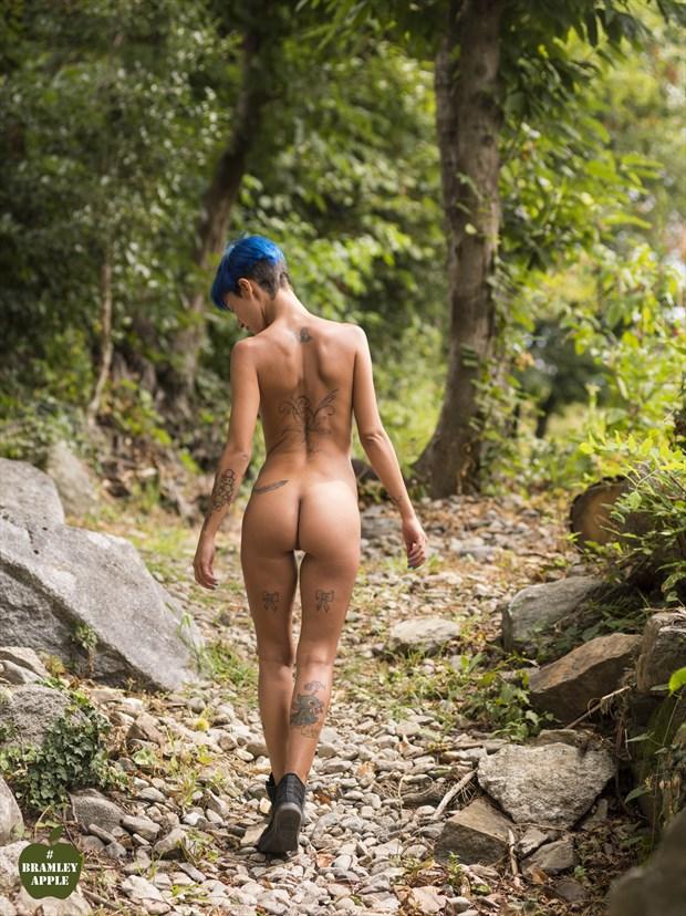 Marika Artistic Nude Photo by Photographer andreajamesbramley