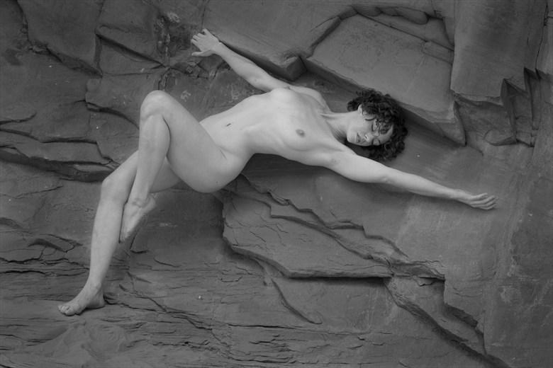 Marissa Artistic Nude Photo by Photographer Inge Johnsson
