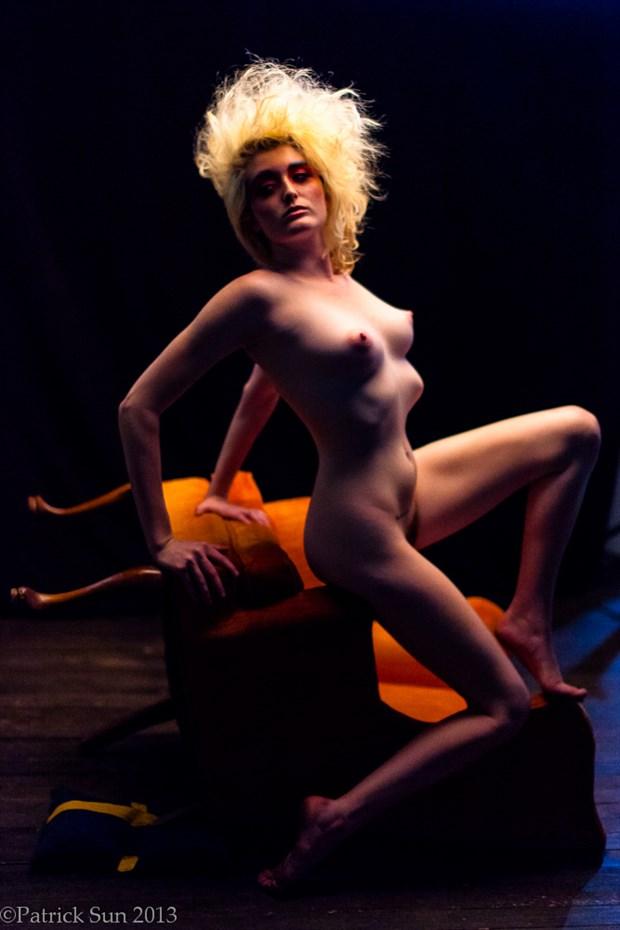 Marissa Artistic Nude Photo by Photographer Patrick Sun