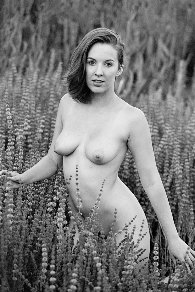 MarissaFlower1c Artistic Nude Photo by Photographer Joe Klune Fine Art