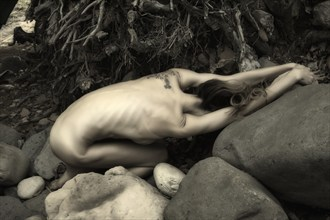 Marlow Devonne Artistic Nude Artwork by Photographer theColbyFiles