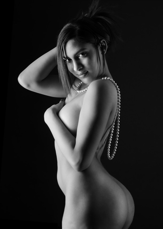 Marly Artistic Nude Photo by Photographer Kor