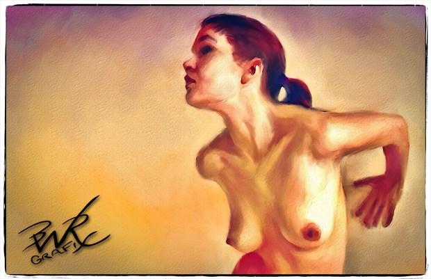 Marsha Digital Artwork by Artist BWRgrafix