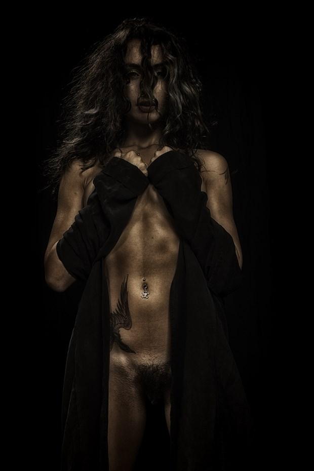Martina Alternative Model Photo by Photographer riccardo mari