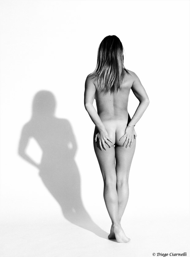 Martina Artistic Nude Photo by Artist Diego