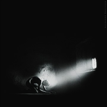 Martire Artistic Nude Artwork by Photographer Alexandr  Kostygin