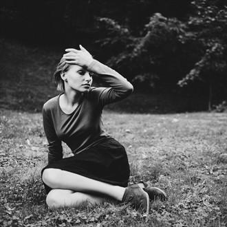 Mary Retro Photo by Photographer Eugene Kukulka
