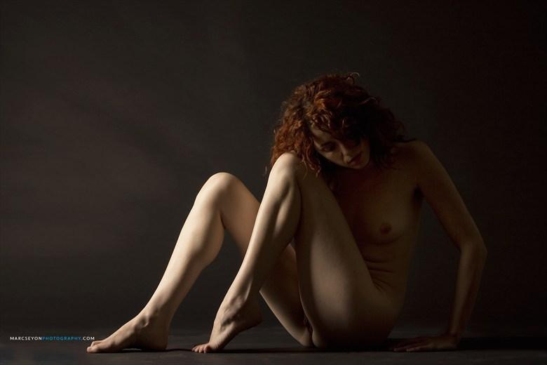 Masha Artistic Nude Photo by Photographer Marc Seyon