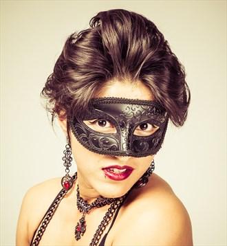 Mask Fantasy Photo by Photographer NejEsq