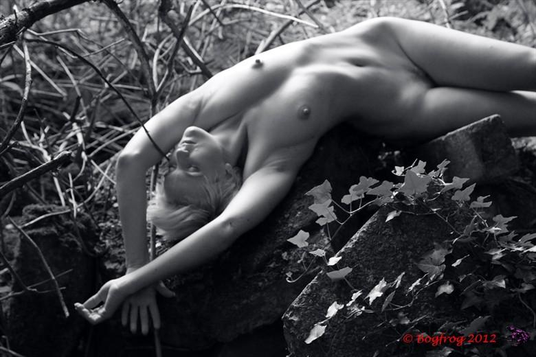 Masonry Nude Artistic Nude Photo by Photographer Bogfrog
