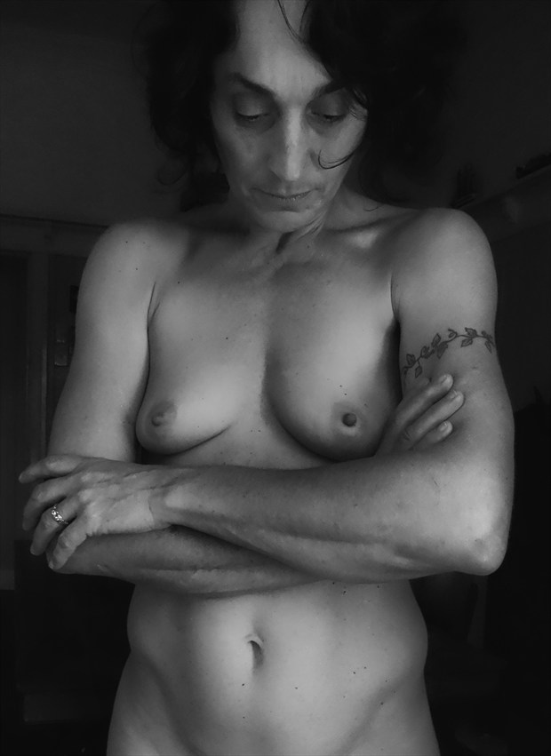 Mature Nude 2 Tattoos Photo by Photographer dvan