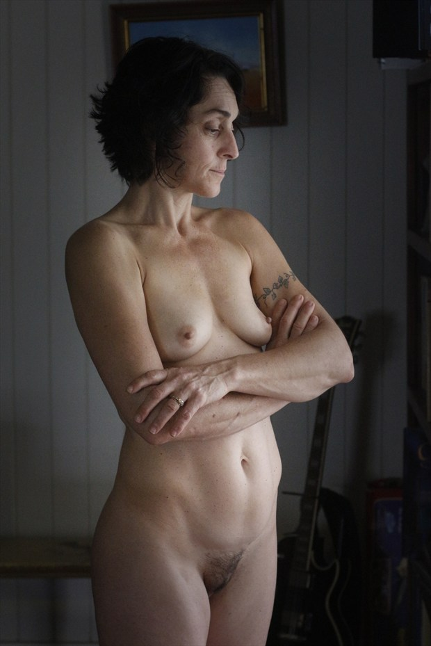 Mature Nude Artistic Nude Photo by Photographer dvan