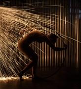 Mauvais dodging sparks Artistic Nude Photo by Photographer matt h