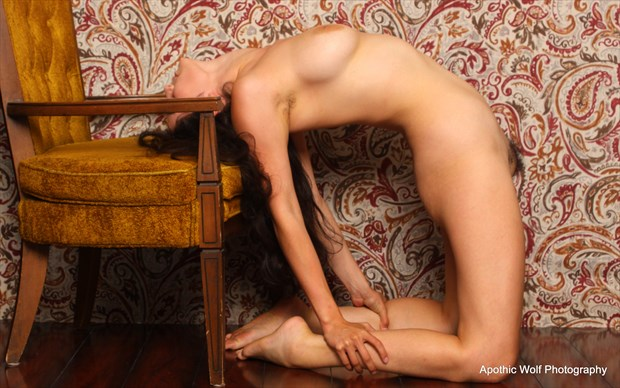 Maya Artistic Nude Artwork by Photographer A W Photography