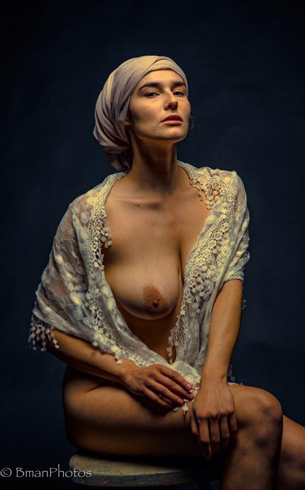 Maya Tihityas Artistic Nude Photo by Photographer BmanPhotos