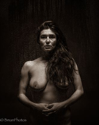 Maya Tihityas Artistic Nude Photo by Photographer BmanPhotos