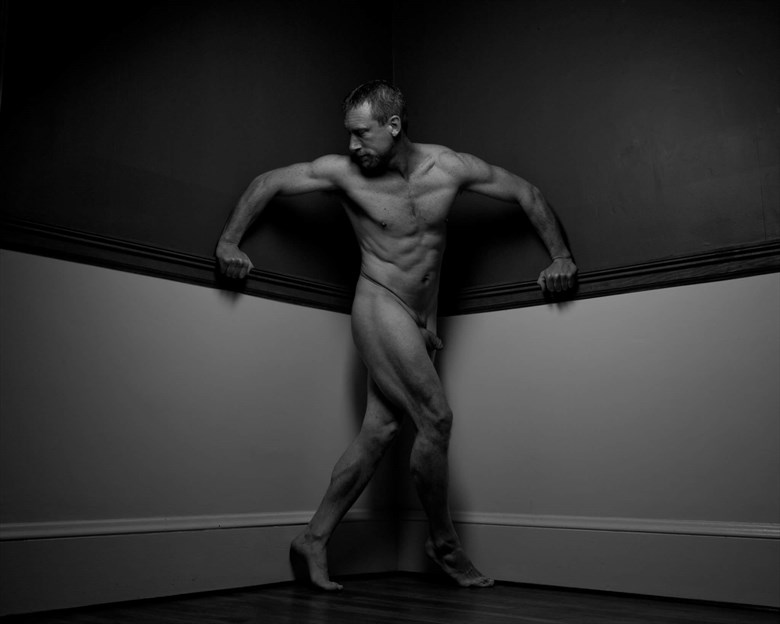 Me Artistic Nude Photo by Photographer M A R C