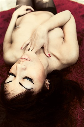 Medea, 2011. Artistic Nude Photo by Photographer HieronymusVanZwijn