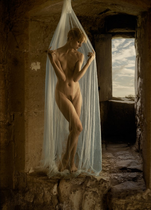 Medieval Nude Artistic Nude Photo by Photographer Ray Kirby
