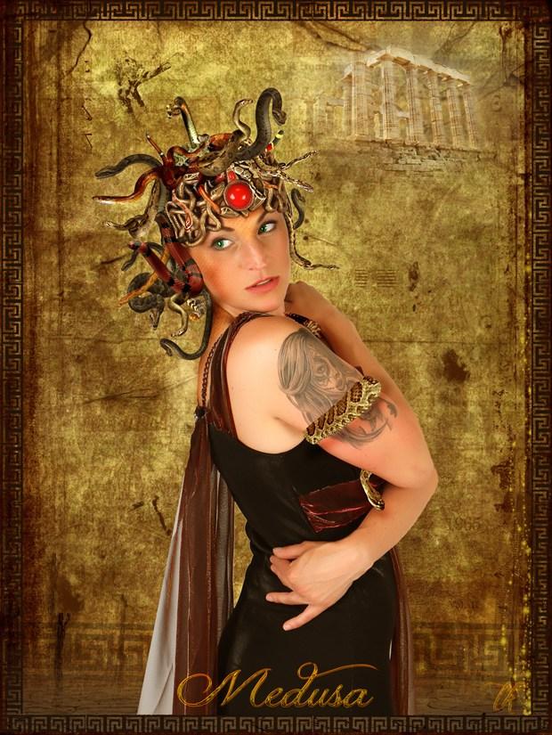 Medusa Tattoos Artwork by Artist 3ddream