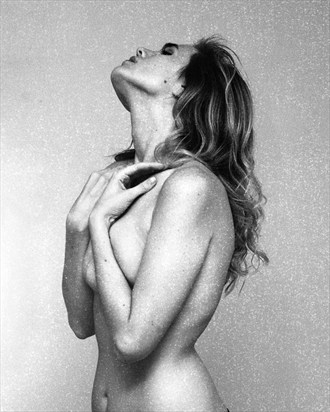 Megan. Artistic Nude Artwork by Artist HSYR