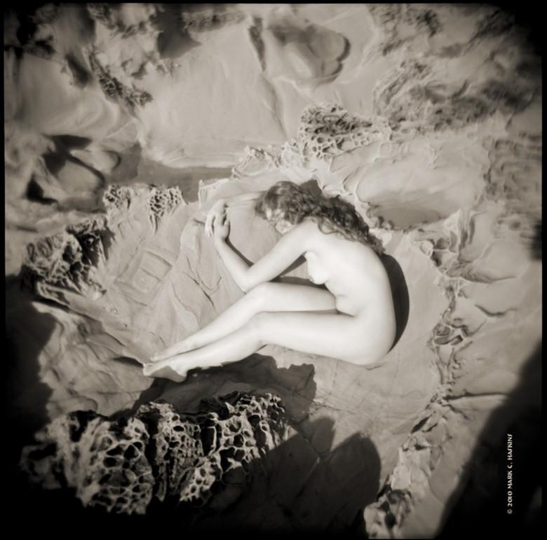 Meghan as Dana%C3%AB Artistic Nude Photo by Photographer Mark Haskins