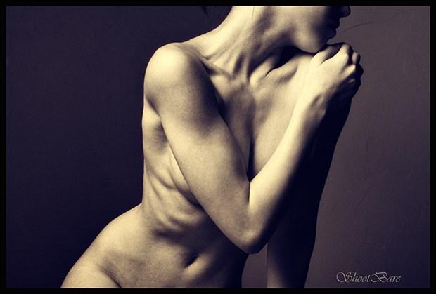 Melancholic Artistic Nude Photo by Model melancholic