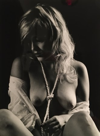 Melissa Artistic Nude Photo by Artist Diego