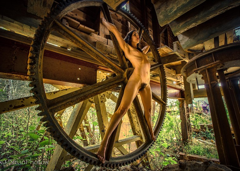Melissa Troutt Artistic Nude Photo by Photographer BmanPhotos