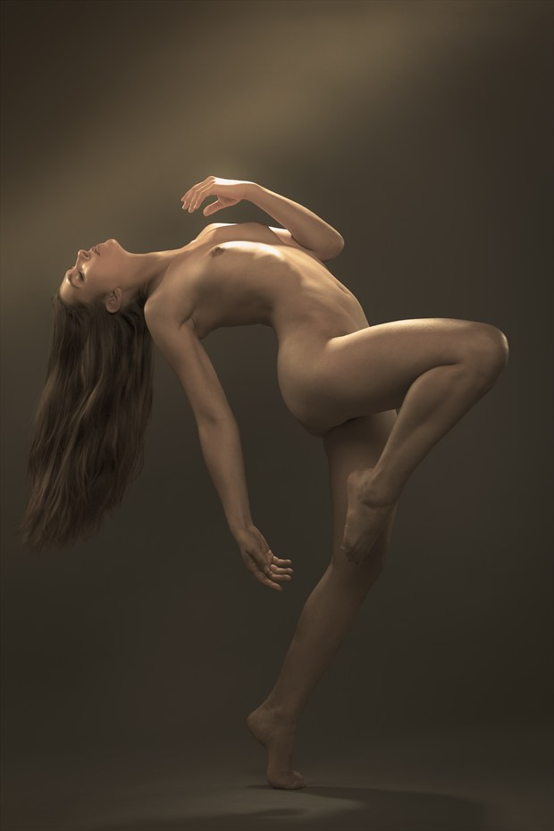 Melissa Troutt Artistic Nude Photo by Photographer D A V I D S O N