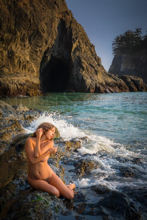 Mermaid %232 Artistic Nude Photo by Photographer Inge Johnsson
