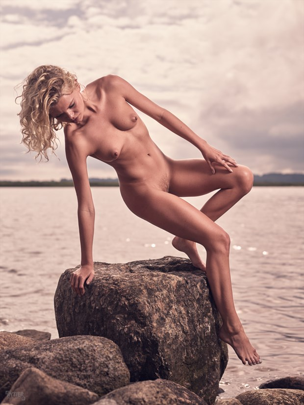 Mermaid off duty Artistic Nude Photo by Photographer Rytter Photography