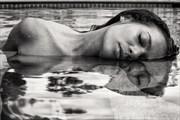 Merrique Reflection 1 Figure Study Photo by Photographer GD Scott